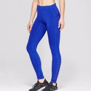 Like New Champion Royal Blue Leggings